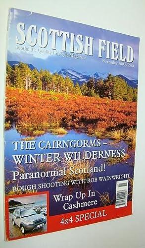 Scottish Field Magazine, November 2000: Broomfield, Keith; Harper,