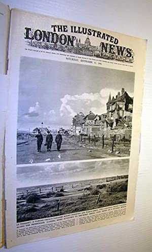 The Illustrated London News, 23 September 1944: Contributors, Various