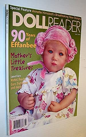 DollReader (Doll Reader) Magazine, May 2000 - 90 Years of Effanbee
