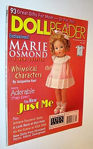 DollReader (Doll Reader) Magazine, May 2002: Marie Osmond - A New Chapter