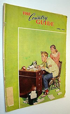 The Country Guide Magazine, April 1952 -: Cross, A.F.; Shaw,