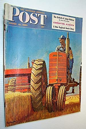The Saturday Evening Post, August 12, 1950: Raine, N.R.; Lynch,