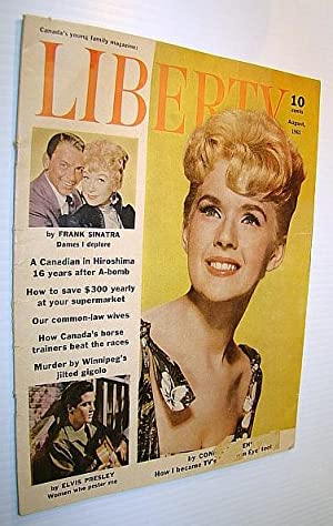 Liberty - Canada's Young Family Magazine, August: Rasky, Frank; Alderman,
