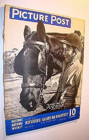 Picture Post Magazine - Hulton's National Weekly,: Stewart, Geoffrey; Angell,