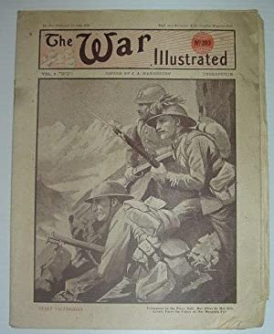 The War Illustrated, 6 July 1918: Contributors, Multiple