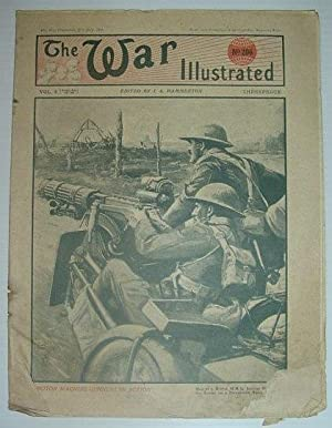 The War Illustrated, 27 July 1918: Contributors, Multiple