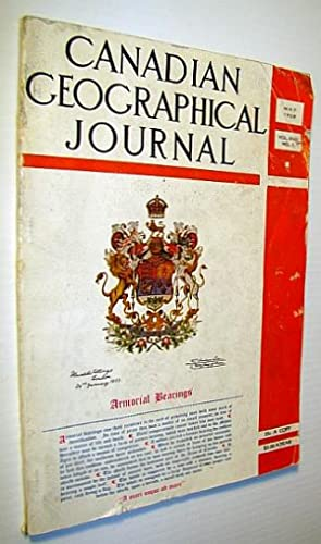 Canadian Geographical Journal, May 1939 - Canada's: Burpee, Lawrence J.;