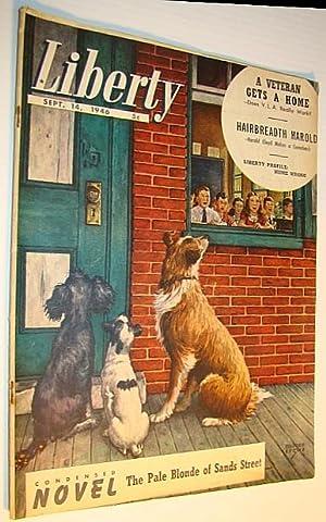 Liberty Magazine, September 14, 1946 - Profile: Rutledge, J.; Braithwaite,