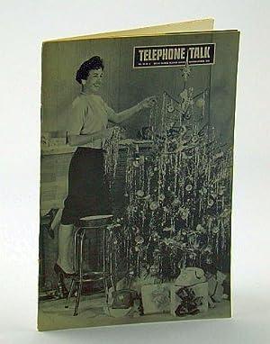 Telephone Talk, Magazine of the British Columbia: Drummond-Hay, C.R.: Editor;