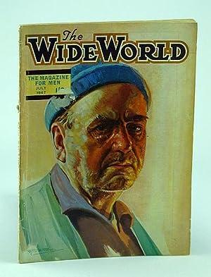 The Wide World - The Magazine For: Tench, C.V.; Jordan,