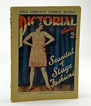 Pictorial Weekly Magazine, January 28, 1928, No.: Grayson, Kenward; Harley,