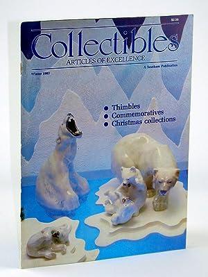 Collectibles (Magazine) - Articles of Excellence, Winter 1982, Vol 1, No.4 - Edmond Dulac Profile: ...