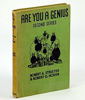 Are You a Genius - Second (2nd): Streeter, Robert A.;