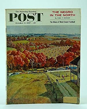 The Saturday Evening Post, October (Oct.) 12,: Taylor, S.; Sercombe,