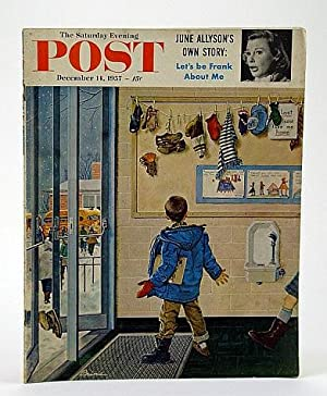 The Saturday Evening Post, December (Dec.) 14,: Rawlings, Charles; Connell,
