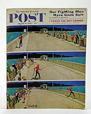 The Saturday Evening Post, August (Aug.) 8,: Amoury, G.; Klingsberg,