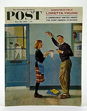 The Saturday Evening Post, May 28, 1960: Purdy, K.; Constiner,