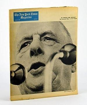 The New York Times Magazine, October (Oct.): Brennan Jr., William