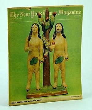 The New York Times Magazine, October (Oct.): Barthel, Joan; Tiger,