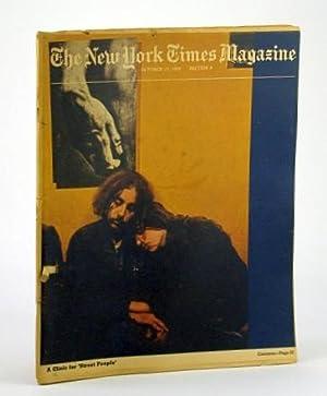 The New York Times Magazine, October (Oct.): Wool, Robert; KKaiser,