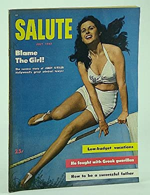 Salute Magazine, July 1947, Vol. 2, No.: Stuart, J.; Helfer,