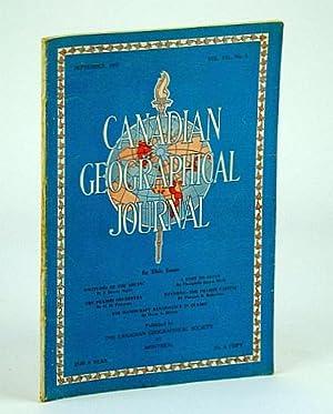 Canadian Geographical Journal, September (Sept.) 1933, Vol: Soper, J. Dewey;