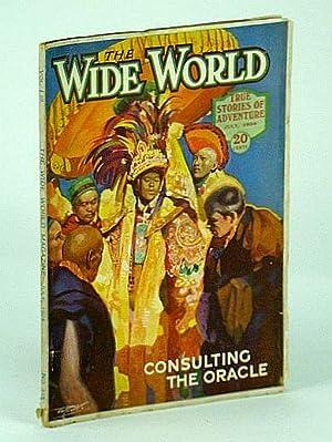The Wide World Magazine, July 1924, Vol.: Evans, E.A.; McMillan,