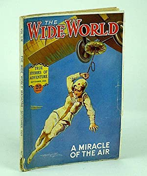 The Wide World Magazine, September (Sept.) 1924,: Hogg, J.E.; Mackenzie,