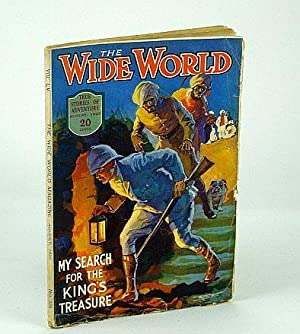 The Wide World Magazine - True Stories: Mitchell-Hedges, F.A.; Hogg,