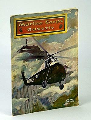 Marine Corps Gazette - Professional Magazine for: Smith, C.J.; Sparks,