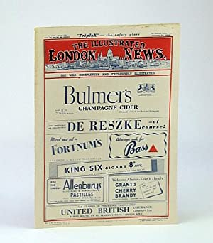 The Illustrated London News (ILN), Saturday, January: Bryant, Arthur; Falls,