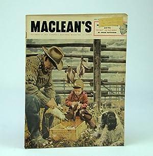 Maclean's, Canada's National Magazine, October (Oct.) 15,: Hutchison, Katz, Sidney;