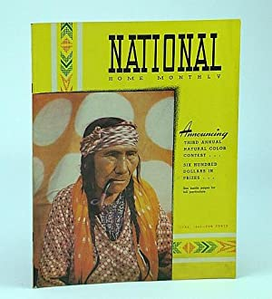 National Home Monthly Magazine, June 1942 -: Stewart, Dr. H.L.;