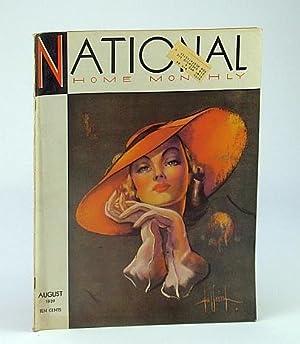 National Home Monthly Magazine, August (Aug.) 1939 - Baseball's Centenary? / Wake Island ...