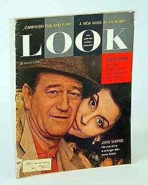 Look - America's Family Magazine, August (Aug.): Harrity, Richard; Martin,