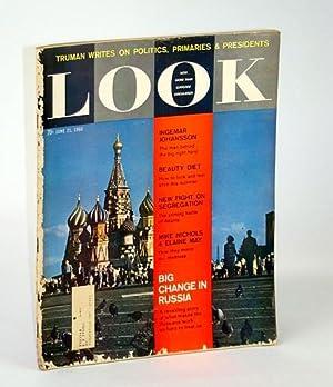 Look - America's Family Magazine, June 21,: Boggs, Rep. Hale;