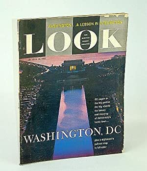 Look Magazine, Incorporating Collier's, April (Apr.) 26,: Knebel, Fletcher; Seay,