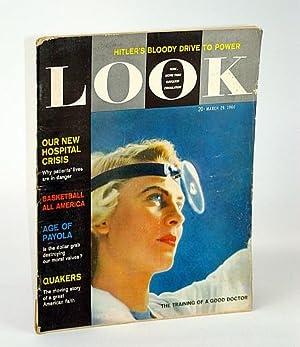 Look Magazine, Incorporating Collier's, March (Mar.) 29,: Attwood, William; Lippmann,