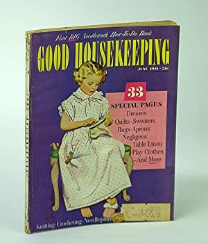Good Housekeeping - The Magazine American Lives: Hillyer, Best &;