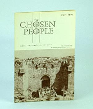 The Chosen People, May, 1971 - Report: Fuchs, Daniel; Bullock,