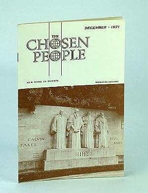 The Chosen People, December (Dec.) 1971 -: Fuchs, Daniel; Miller,
