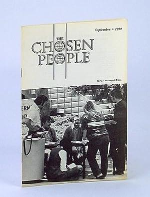The Chosen People, September (Sept.) 1972 -: Fuchs, Daniel; Jacobson,