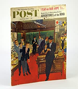 The Saturday Evening Post Magazine, April 26,: Paul, Louis; Klingsberg,