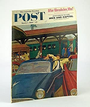 The Saturday Evening Post Magazine, March (Mar.): Upson, W.; Grafton,