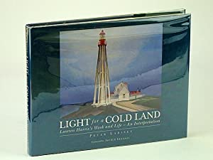 Light for a Cold Land: Lawren Harris's: Larisey, Peter