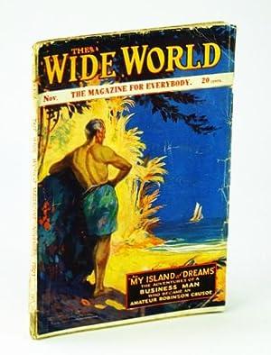 The Wide World Magazine - The Magazine: Bootes, H.; Rutzebeck,