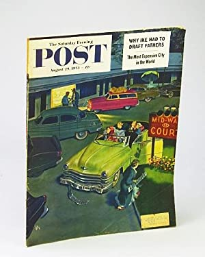 The Saturday Evening Post, August (Aug.) 29,: Mayse, A.; O'Donnell,