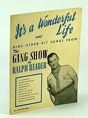 "Songs from ""The Gang Show"": It's a: Reader, Ralph"