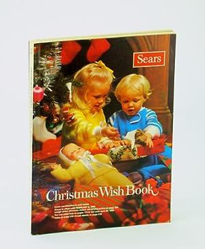 Simpsons-Sears Christmas Wish Book (Wishbook) Catalogue (Catalog): Sears