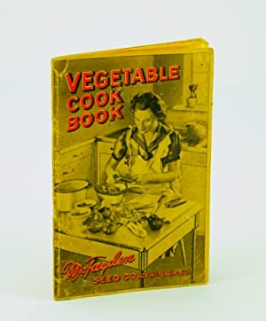 (McFayden) Vegetable Cook Book (Cookbook)